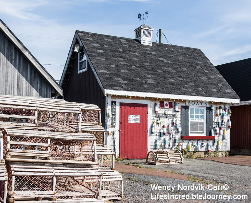 Best place to find lobster - North Rustico Prince Edward Island