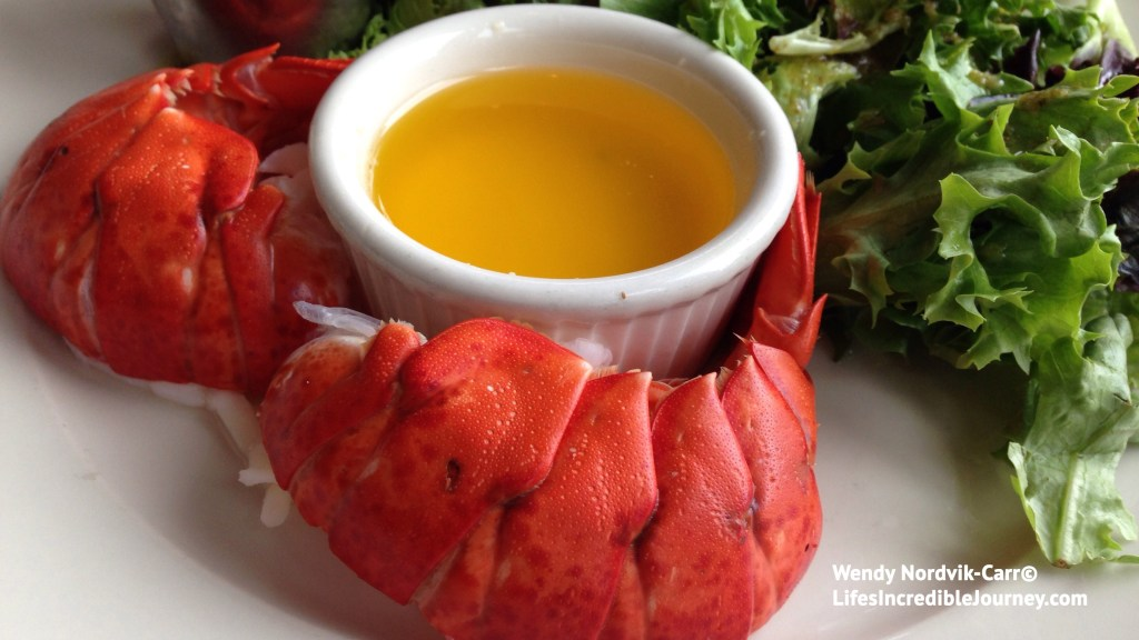 Eat some of the best lobster found on the east coast.