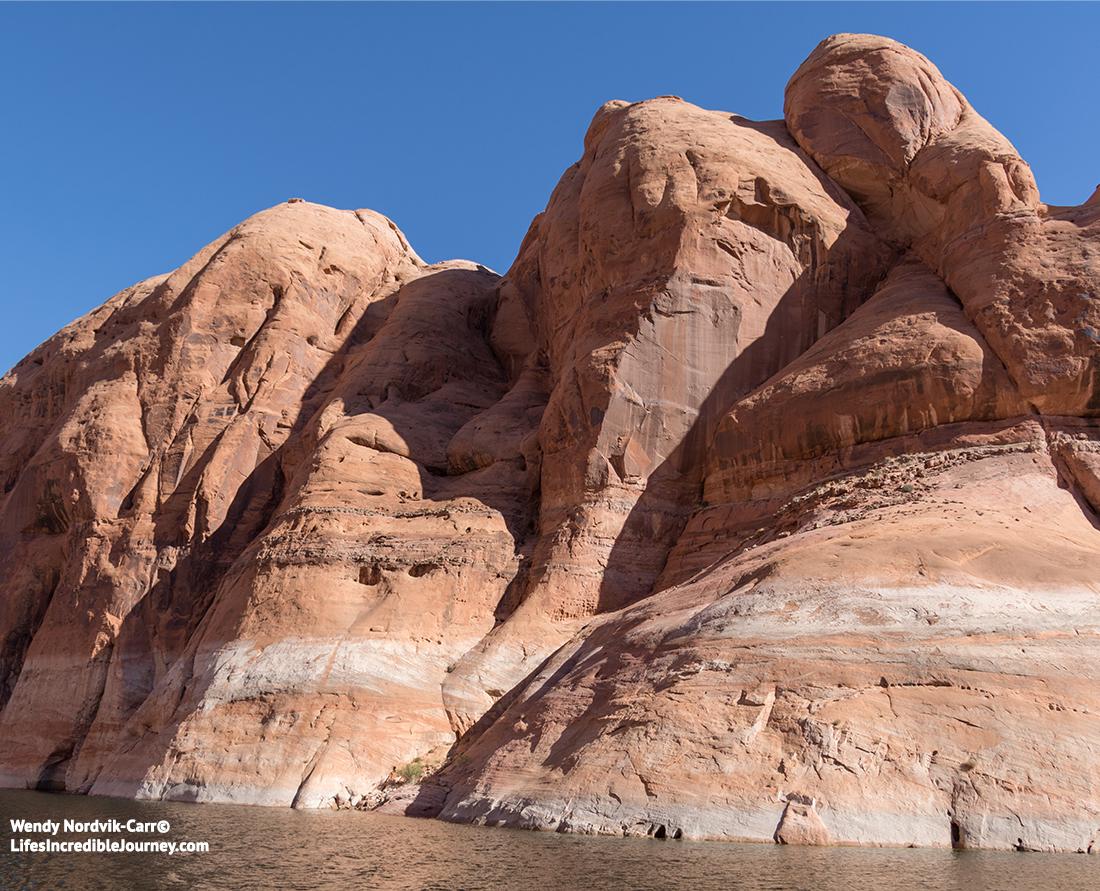 Web Explore how to get to Sacred Rainbow Bridge Glen Canyon Lake Powell scenic travel adventure 3674