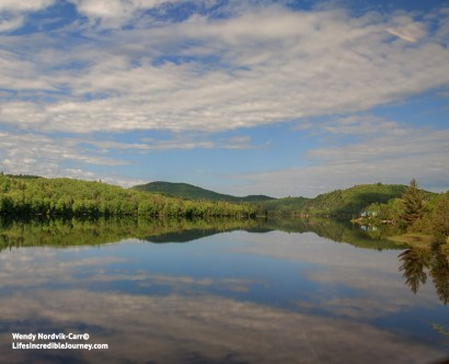 Stunning scenery along the Agawa Canyon route inspired the unique painting style of Canadian painters, the Group of Seven. Photo Credit: Wendy Nordvik-Carr©