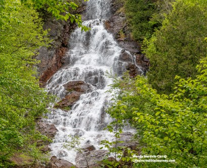 Black Beaver Falls Discover the inspiration of Agawa Canyon through the eyes of Canada's famous Group of Seven artists. Photo Credit: Wendy Nordvik-Carr©