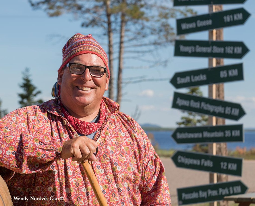 Frank O'Connor, owner of the Voyager Lodge. Photo: Wendy Nordvik-Carr©