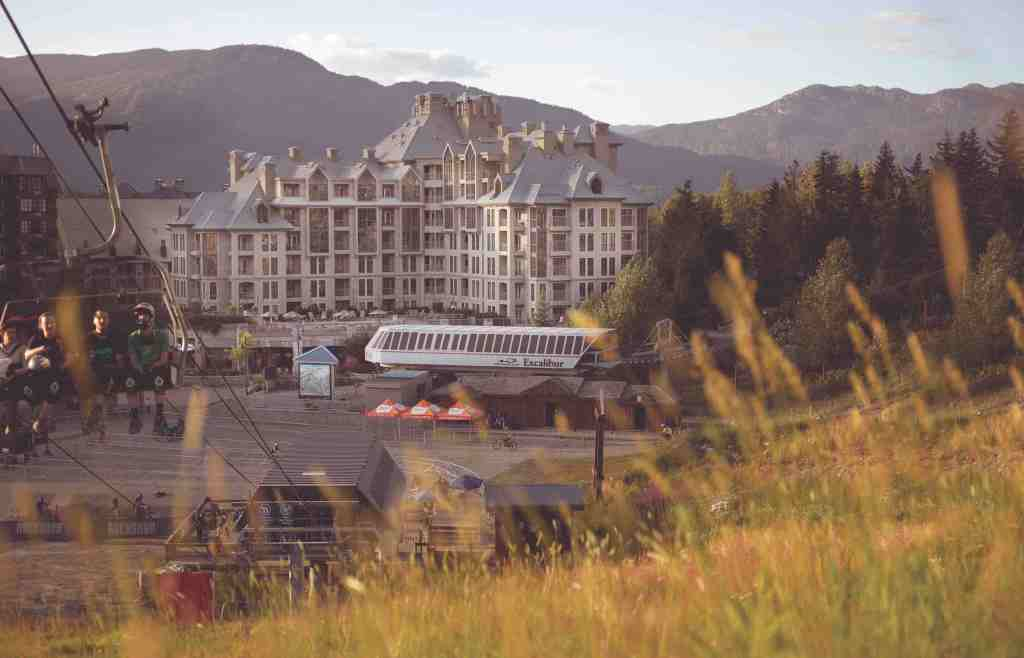A Whistler BC Resident Package is offered at both Pan Pacific properties