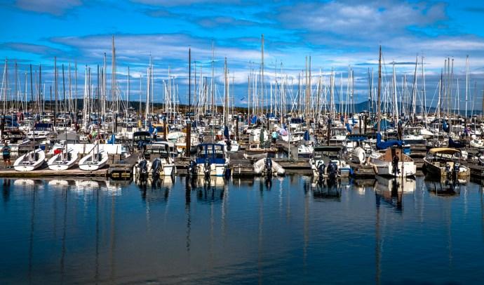 Scenic drive in Victoria - Oak Bay Marina - Photo Credit: Destination Greater Victoria©
