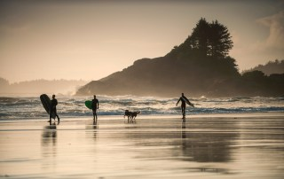 Top things to do Tofino Long Beach - Surfing at Cox Bay Destination Canada, Brian Caissie