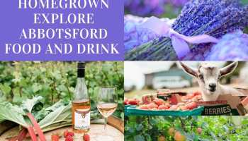 Explore handmade homegrown Abbotsford food and drink
