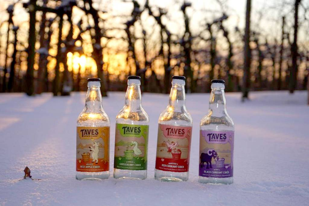 Taves Estate Cidery now produces a line of hard ciders. Photo: Twitter