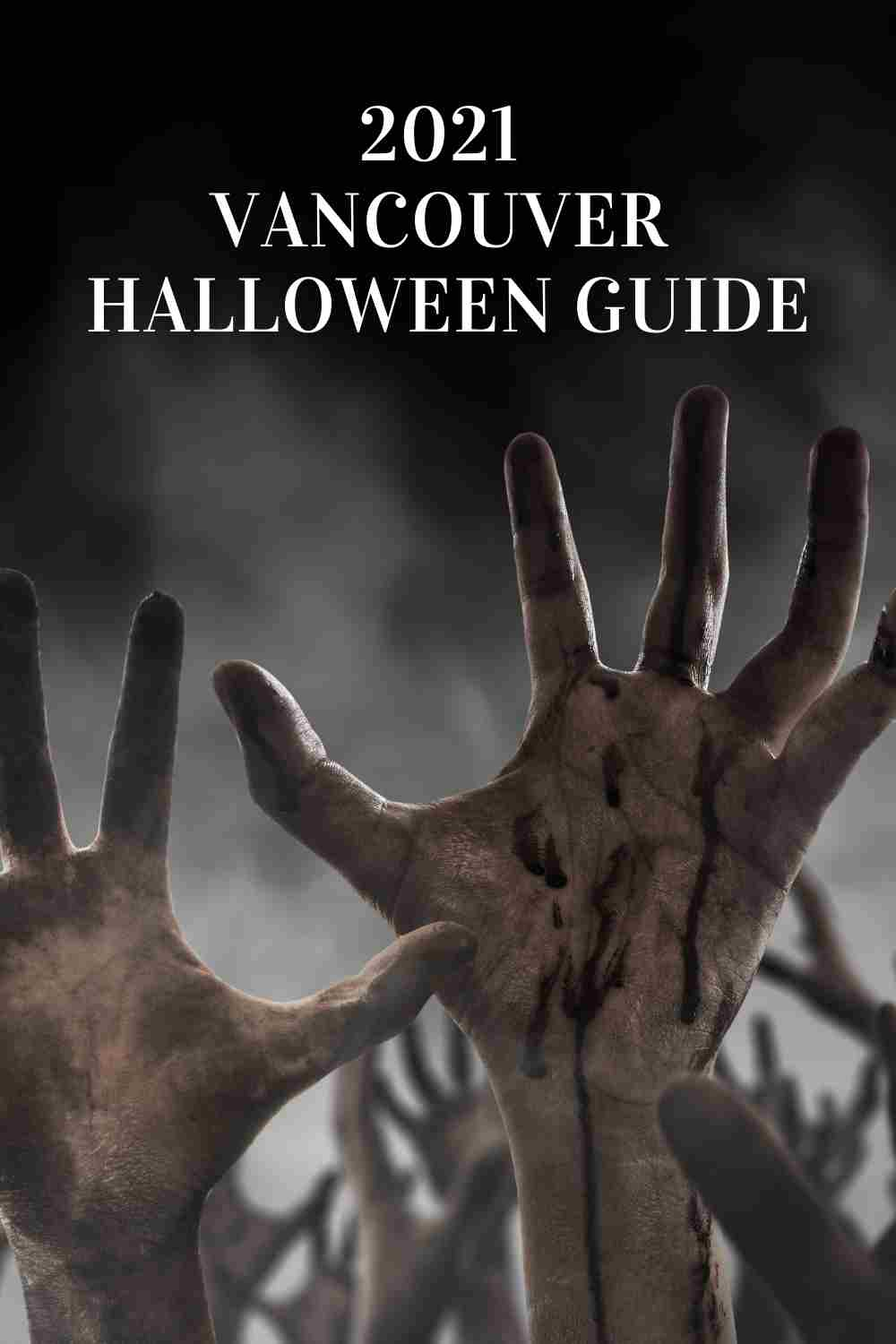 2021 Halloween Guide for Metro Vancouver
