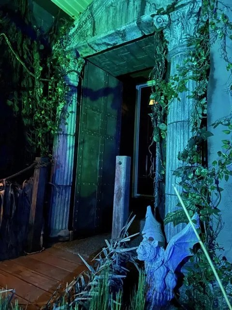 Are your ready to be scared at Anmore Manor Haunted House?