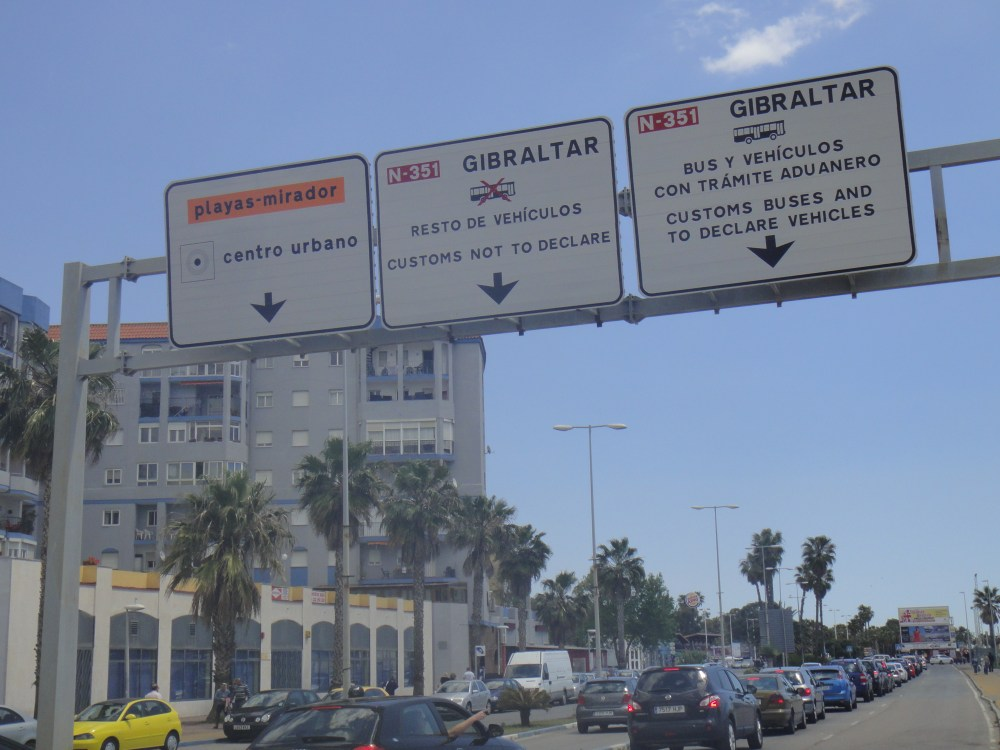 Testing My Limits: Day Trip to Gibraltar (2/6)
