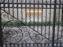 Lovely ironwork in San Antonio