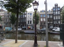 Canals and lovely dutch houses