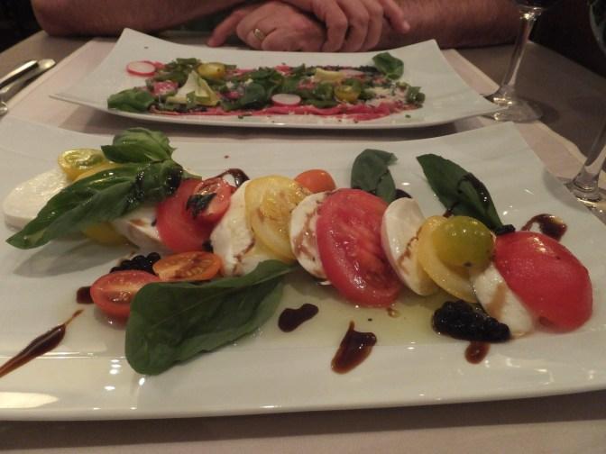 Amazing Caprese Salad