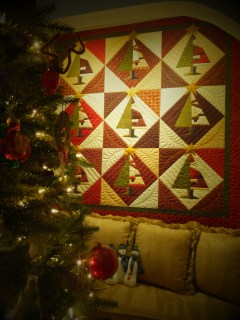 Santa Baby quilt
