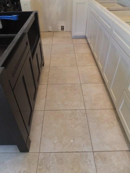 Floor back to normal