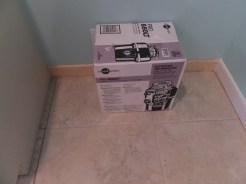 Rick's garbage disposal!