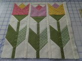 Tulip Block all done!