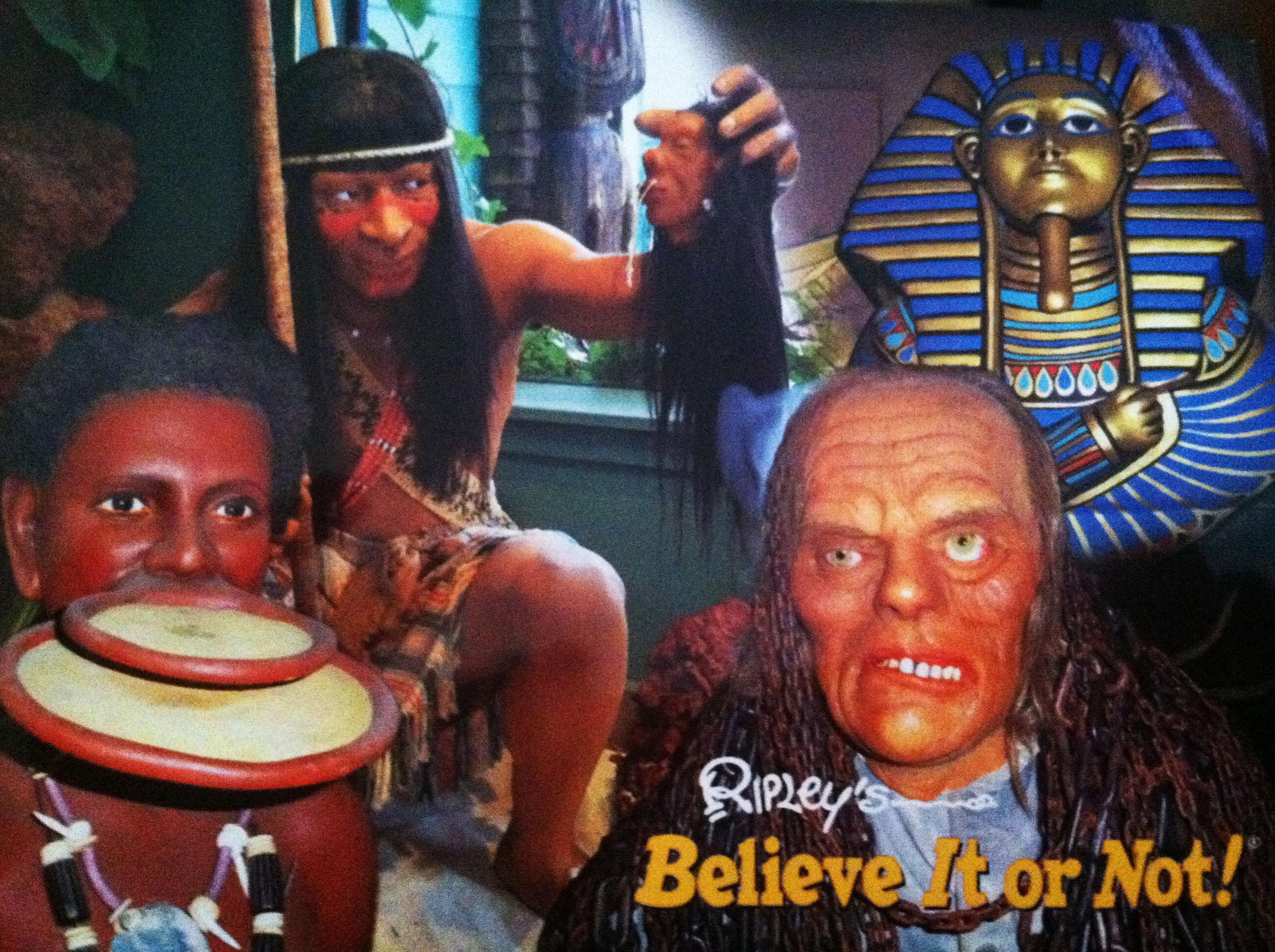Ripley S Believe It Or Not Museum