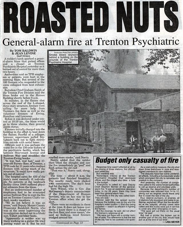Roasted Nuts Headline