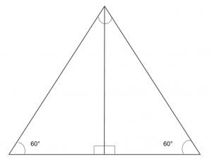 The Easy Guide to the 30-60-90 Triangle