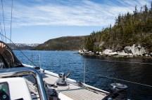 Gaspé Terre-Neuve croisière LifeSong Sailing-12