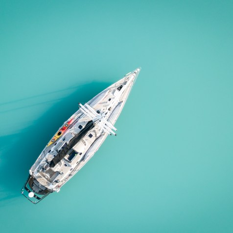 Vue du ciel, Groenland
