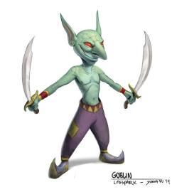 Goblin Final Draft - Donna
