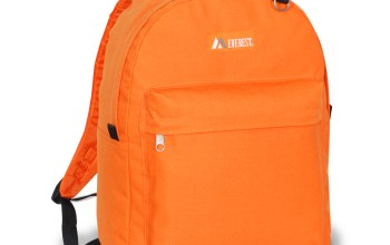 The Missing Orange Backpack