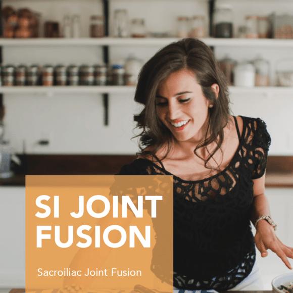 Sacroiliac Joint Fusion