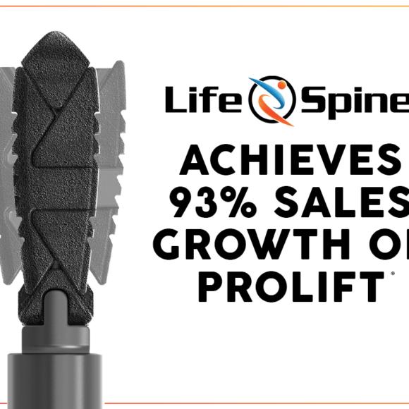 93% ProLift Growth