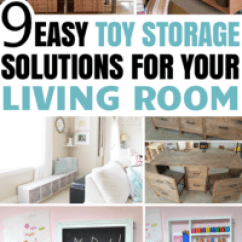 Storage Solutions For Toys In Living Room Family Design Ideas Best Toy The Life Sprinkled With Joy Great Your Organizing Toystorage Kidstoys