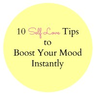 10 Self Love Tips to Boost Your Mood Instantly | Kristi Snyder
