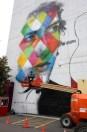 Bob Dylan Mural 3