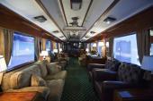 Rovos Rail, Africa (Come trascorrere un soggiorno in un hotel di lusso a cinque stelle che però gira su rotaie partendo da Città del Capo fino a raggiungere Pretoria e Johannesburg con la possibilità di arrivare anche in Zambia, Tanzania e Namibia nel mese di luglio)