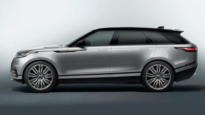 Land Rover Velar 1