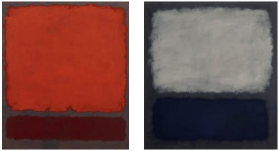 Rothko cia espressionismo astratto