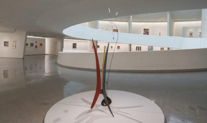 Guggenheim museum 80 anni