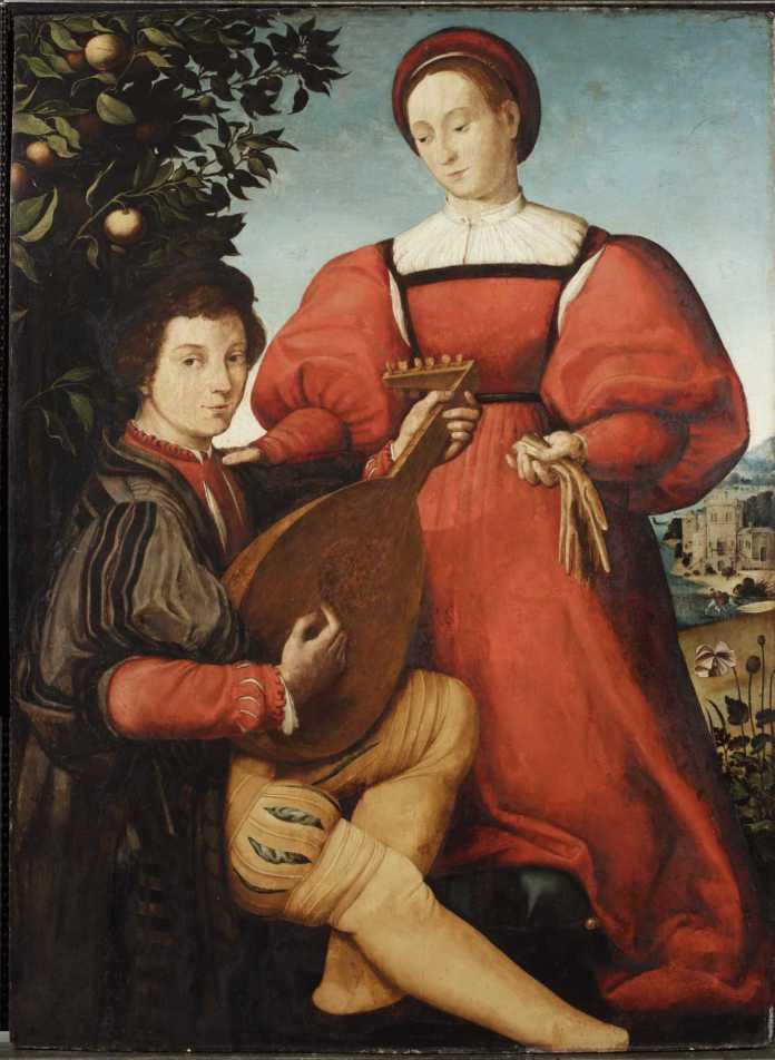 Giorgione Mostra Roma