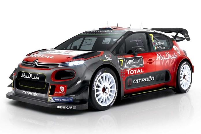 Citroen C3 WRC Motor Show