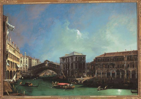 Canaletto Mostra Roma