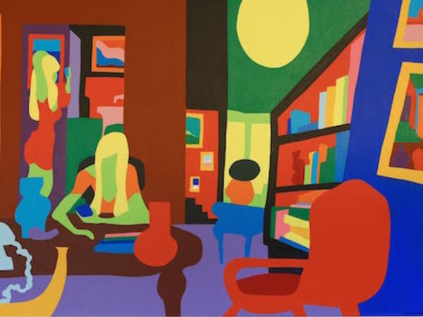 Todd James mostra Milano