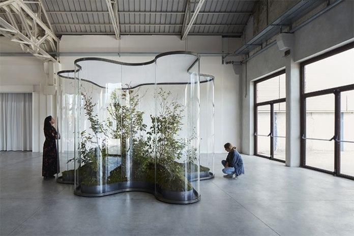 Daniel Steegmans Mangrané mostra Milano Hangar