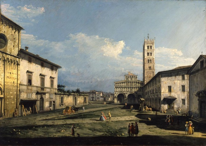 Bernardo Bellotto mostra Lucca