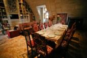 Chateau du Rivau_ristorante