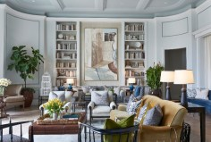 Library Lounge, Rosewood Baha Mar