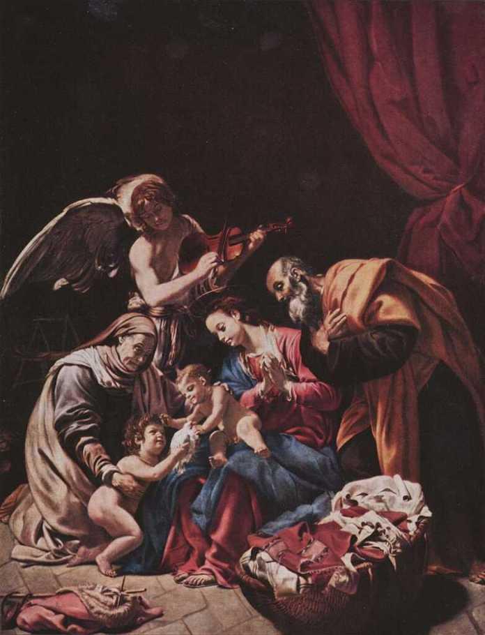 Orazio Borgianni mostra palazzo Barberini