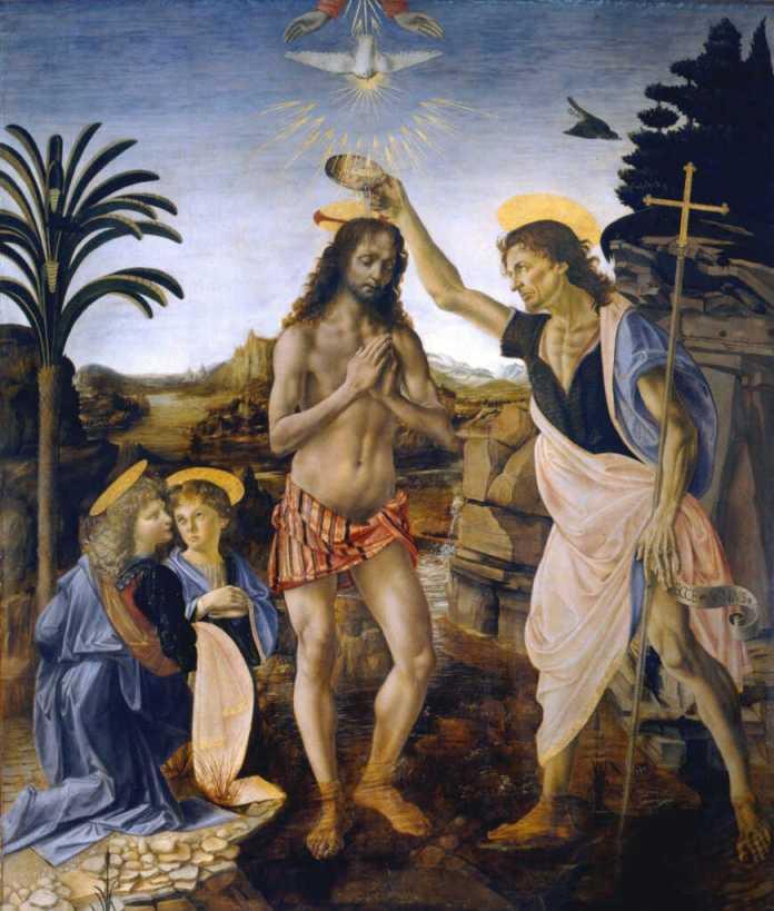 Uffizi San Giovanni Battista ipervisione