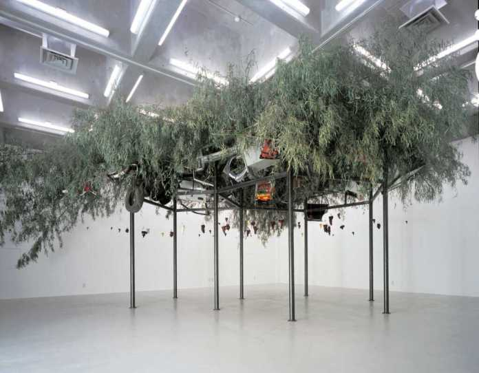 Chen Zhen mostra Milano HangarBicocca