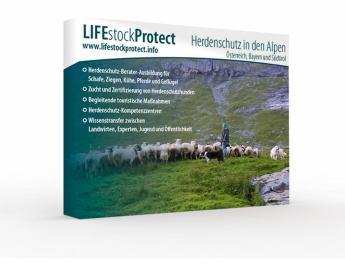 LIFEstockProtect alla conferenza sulla protezione del bestiame a Salisburgo