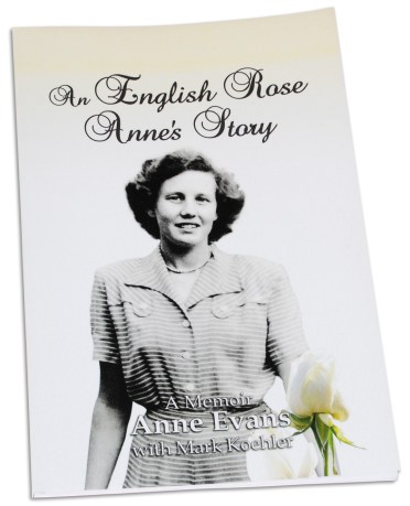 An English Rose Anne's Story
